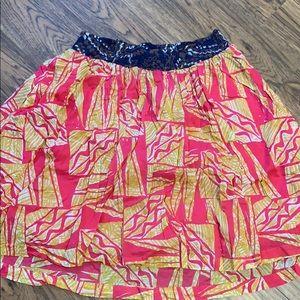 Anthropologie :: Vanessa Virginia skirt